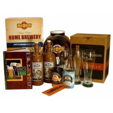 Мини-пивоварня Mr.Beer 2010 Edition,