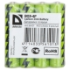Батарейка Defender солевая AAA R03