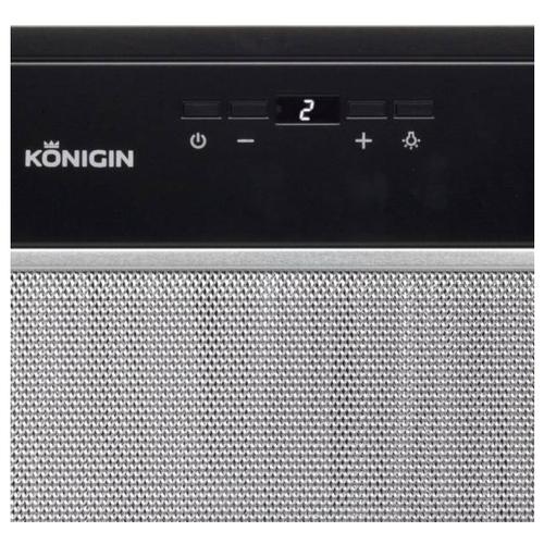 Встраиваемая вытяжка Konigin Insait Black 60