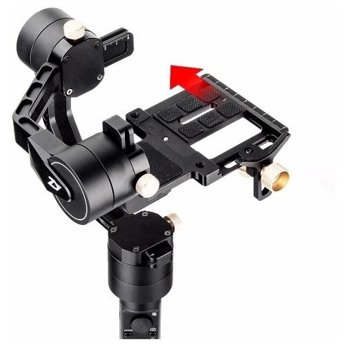 Электрический стабилизатор для зеркального фотоаппарата Zhiyun Crane Plus 2018