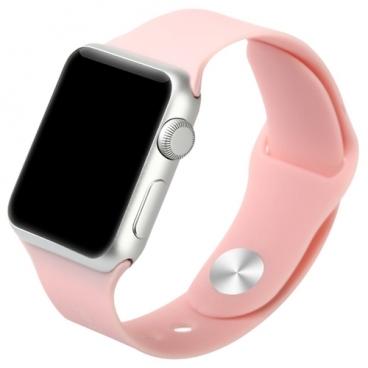 Aceshley Luxe Ремешок силиконовый для Apple Watch 42 мм
