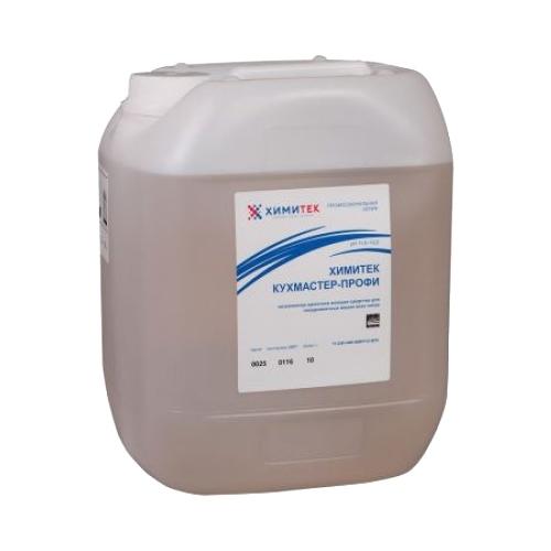 Химитек Кухмастер-профи 12 Ж моющее средство для посудомоечной машины