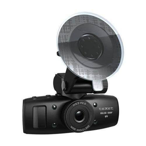 Видеорегистратор teXet DVR-1GP, GPS