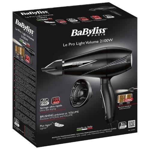 Фен BaByliss 6610DE