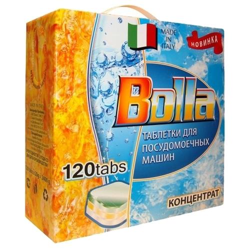 BOLLA таблетки для посудомоечной машины