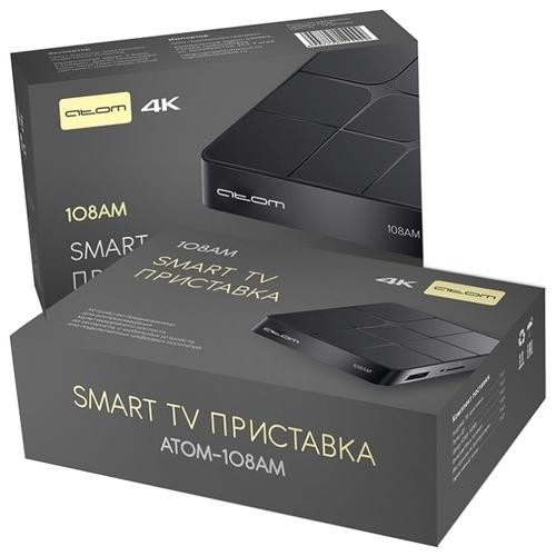 Медиаплеер СИГНАЛ ELECTRONICS ATOM-108AM
