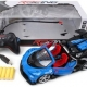 Машинка Наша игрушка 2811A-1