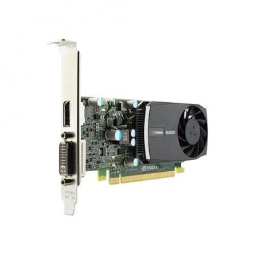 Видеокарта HP Quadro 400 PCI-E 2.0 512Mb 64 bit DVI
