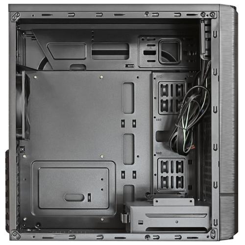 Компьютерный корпус Ginzzu E180 Black