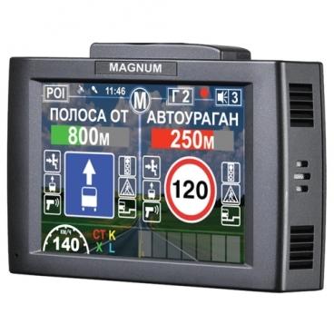 Видеорегистратор с радар-детектором Intego Magnum