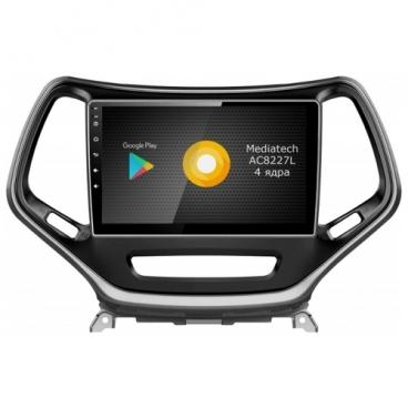 Автомагнитола ROXIMO S10 RS-2202 Jeep Cherokee (Android 8.1)