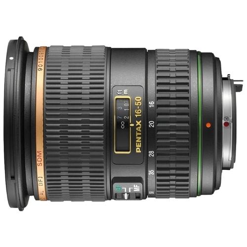 Объектив Pentax SMC DA* 16-50mm f/2.8 ED AL (IF) SDM