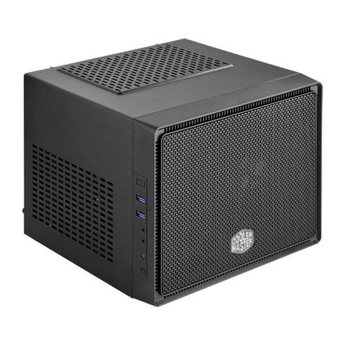 Компьютерный корпус Cooler Master Elite 110 (RC-110-KKN2) Black