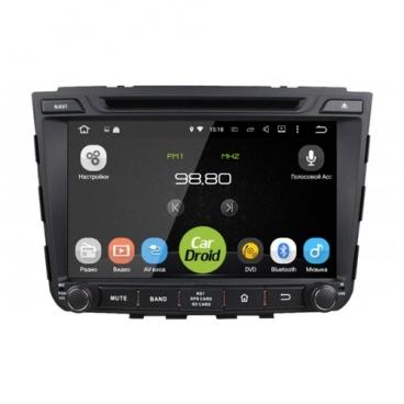 Автомагнитола ROXIMO CarDroid RD-2010D Hyundai Creta / ix25 (Android 8.0)