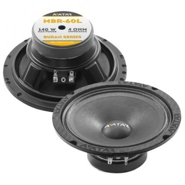Автомобильная акустика Avatar MBR-60L