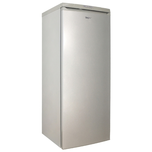 Морозильник DON R 106 металлик искристый