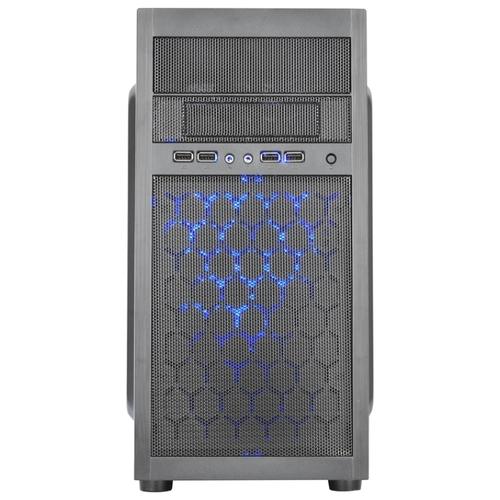 Компьютерный корпус Navan IS003-BK 450W Black