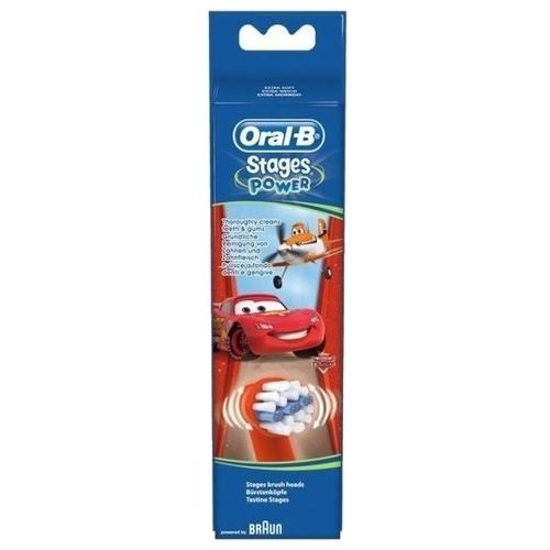 Насадка Oral-B Stages Kids Cars