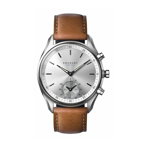 Часы Kronaby Sekel (leather strap) 43mm