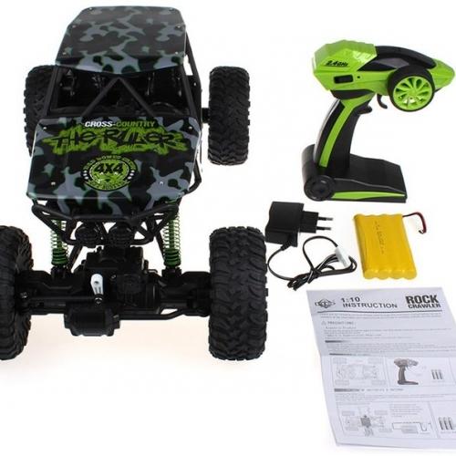 Внедорожник HuangBo Toys HB- 4WD 1:10