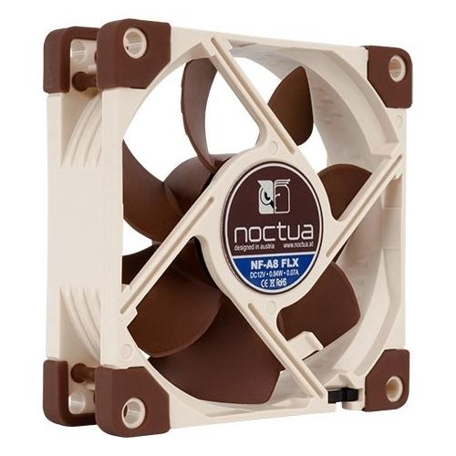 Система охлаждения для корпуса Noctua NF-A8 FLX
