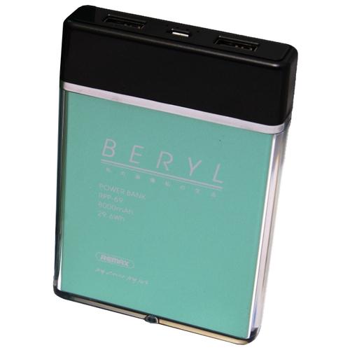 Аккумулятор Remax Beryl 8000 mAh RPP-69