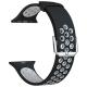 Lyambda Силиконовый ремешок Alioth для Apple Watch 38/40 mm