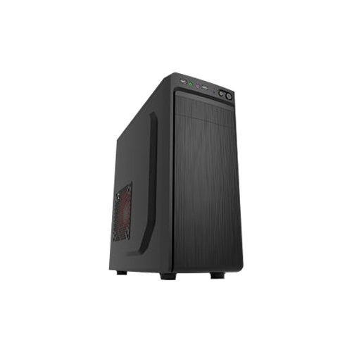 Компьютерный корпус ACCORD CT308 w/o PSU Black