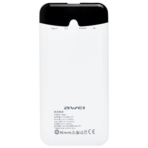Аккумулятор Awei P68K