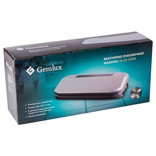 Вакуумный упаковщик Gemlux GL-VS-150GR