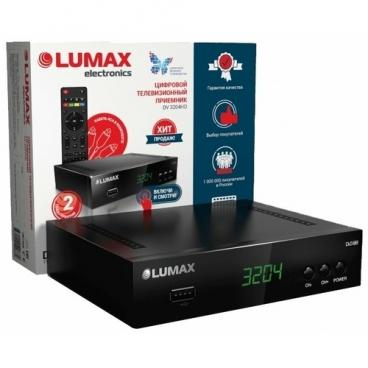 TV-тюнер LUMAX DV-3204HD