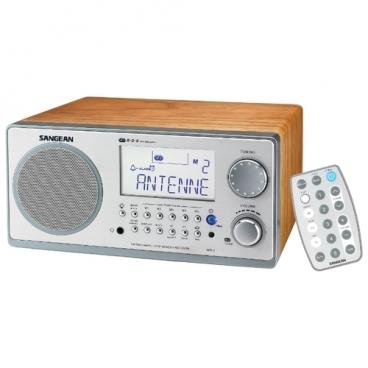 Радиобудильник Sangean WR-2