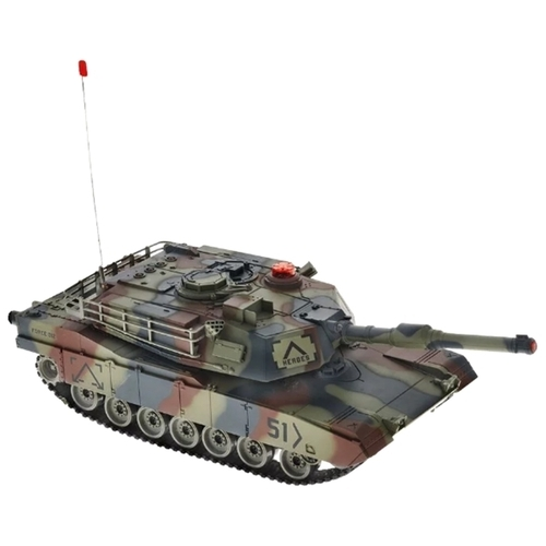 Танк ABtoys Абрамс C-00111(549)пц 1:24 41 см