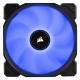 Система охлаждения для корпуса Corsair Air Series AF140 LED (2018) Blue