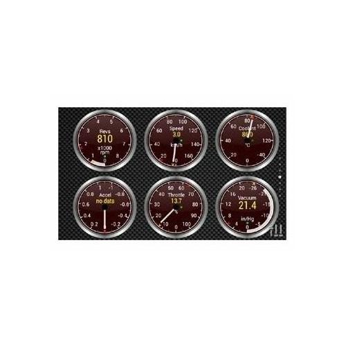 Автомагнитола CARMEDIA QR-1059-T8