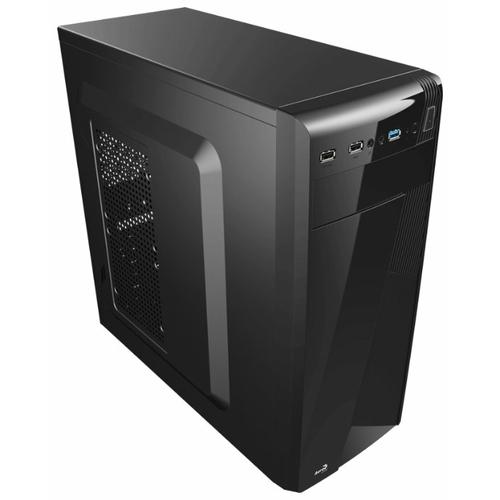 Компьютерный корпус AeroCool CS-1101 500W Black