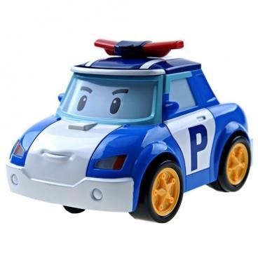 Легковой автомобиль Silverlit Robocar Poli Поли (83187) 15 см