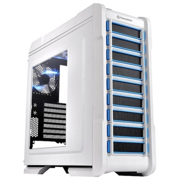 Компьютерный корпус Thermaltake Chaser A31 Snow Edition VP300A6W2N White