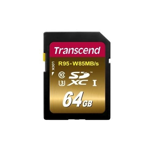 Карта памяти Transcend TS64GSDU3X