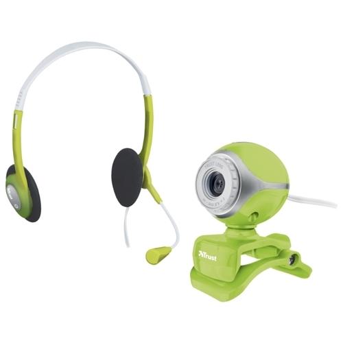 Веб-камера Trust Exis Chatpack