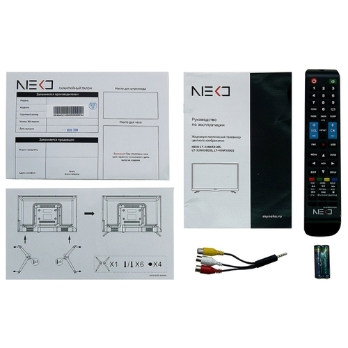 Телевизор NEKO LT-40NF5000S