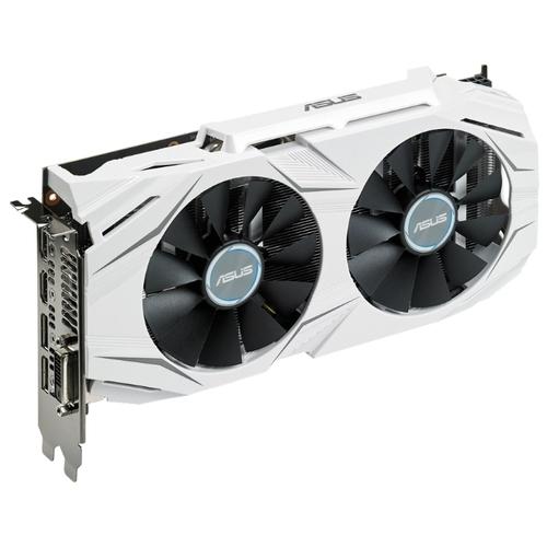 Видеокарта ASUS GeForce GTX 1060 1506MHz PCI-E 3.0 6144MB 8008MHz 192 bit DVI 2xHDMI HDCP DUAL