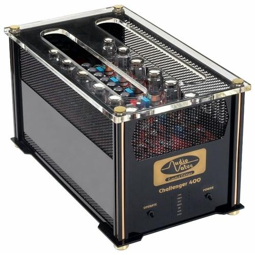 Усилитель мощности AudioValve Challenger 400