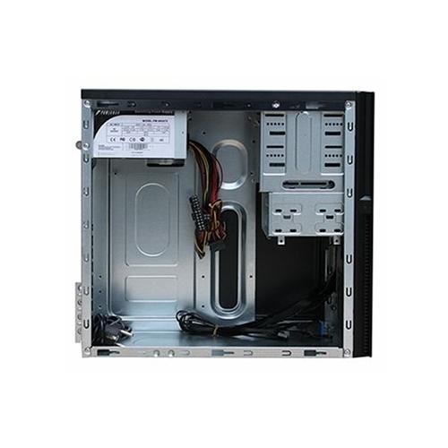 Компьютерный корпус Powerman ES725 400W Black