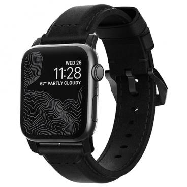 Nomad Ремешок Traditional для Apple Watch 42/44 мм