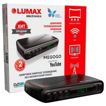 TV-тюнер LUMAX DV-1107HD