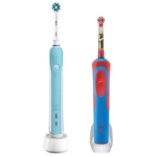 Электрическая зубная щетка Oral-B Pro 500 + Stages Power Звездные войны