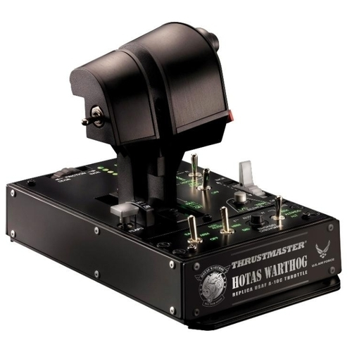 Комплектующие для руля Thrustmaster Hotas Warthog Dual Throttle