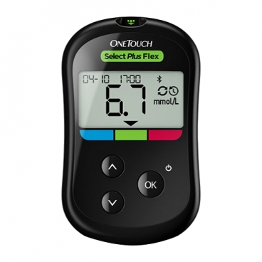 Глюкометр OneTouch Select® Plus Flex