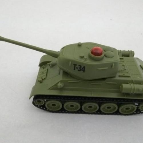 Танковый бой Zegan